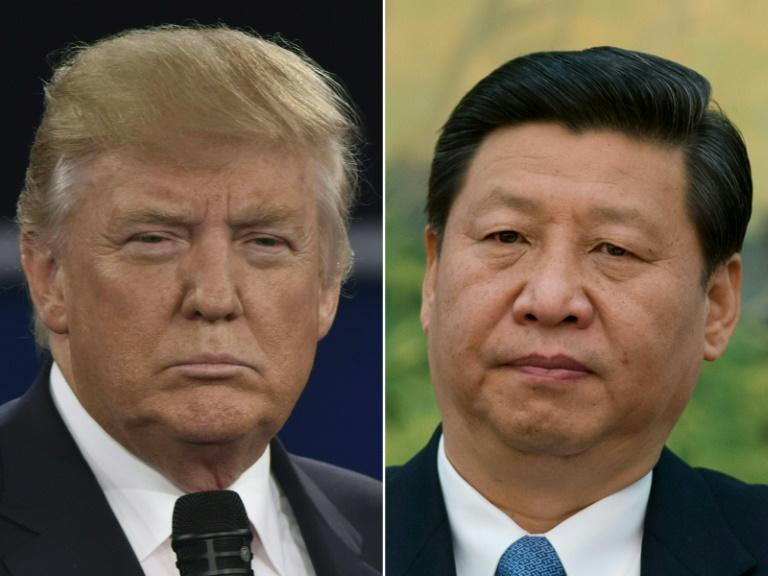 Xi Jinping and Donald Trump have contrasting styles of leadership -- reserved versus blunt, rehearsed versus spontaneous, controlled versus turbulent