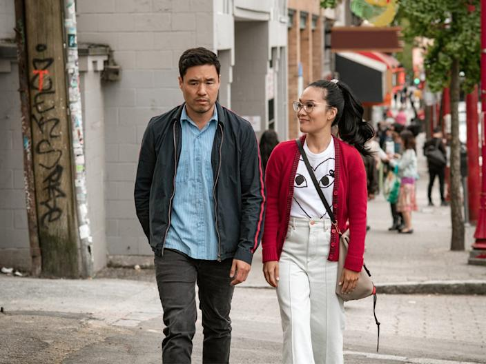 """Randall Park and Ali Wong costar in """"Always Be My Maybe."""""""