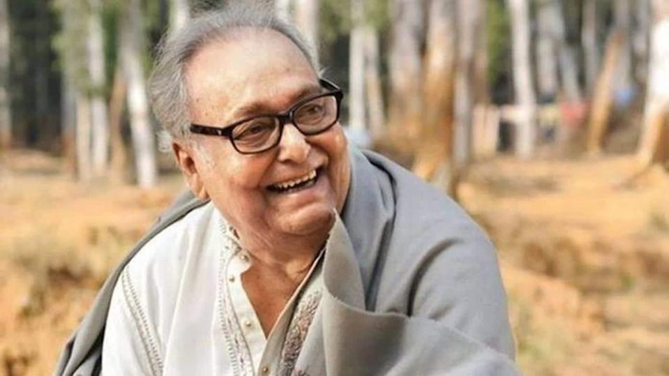 Iconic Bengali actor Soumitra Chatterjee (85) dies of COVID-19