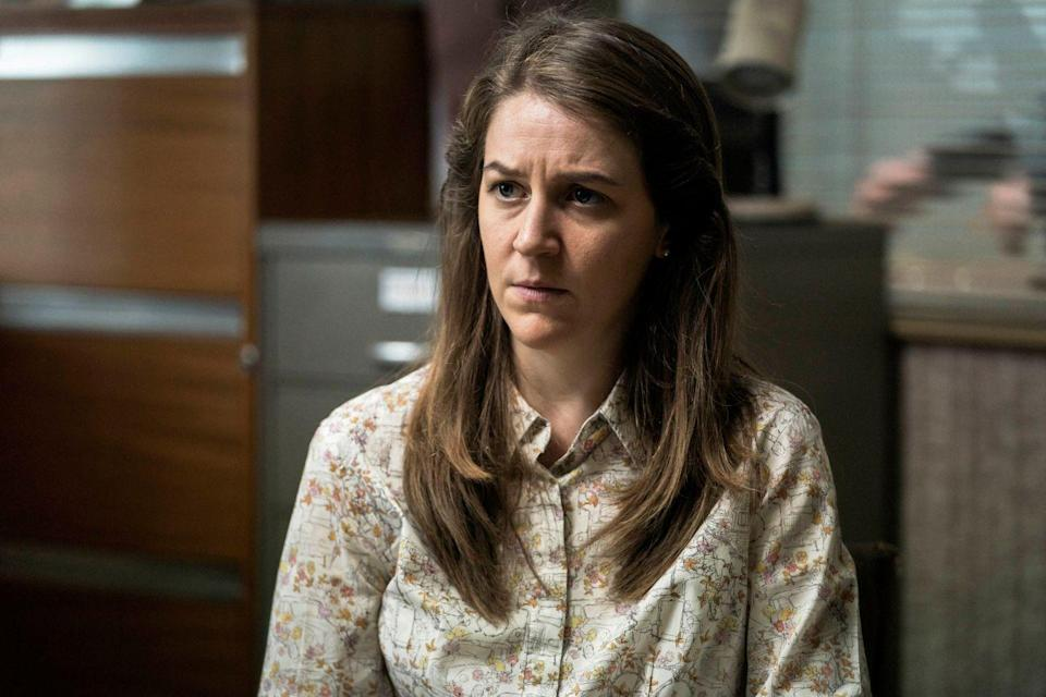 <p>You don't need a helping hand with this one, Gemma Whelan is famous for her role as Yara Greyjoy in Game of Thrones, plus she played DC Enuice Noon in The End of the F***ing World, Marian Lister in Gentleman Jack and Geraldine in series 3 of Killing Eve. </p>