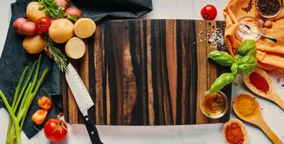 Large Stella Falone Cutting Board