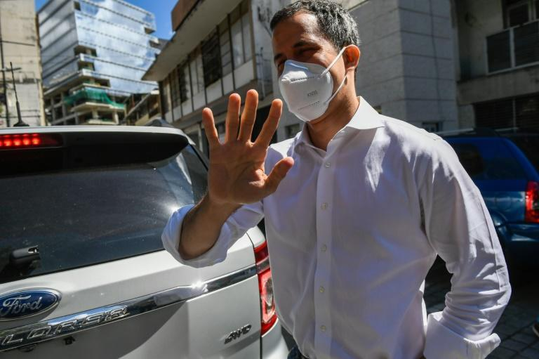 Juan Guaido is recognised as the legitimate head of state by more than 50 countries