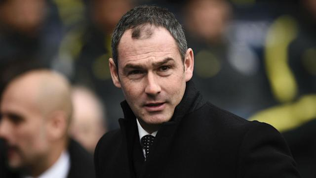 There is no need for Swansea City to panic despite their cushion from the Premier League drop zone being eroded, insists Paul Clement.