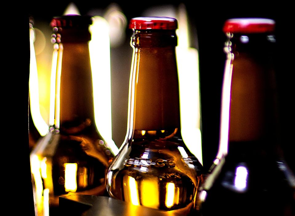 <p>It seemed recorded deaths were related to alcohol dependency or long term drinking problems</p> (Getty Images)