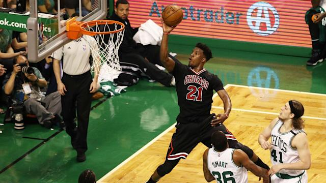 Defensive rebounding isn't the only reason the Celtics find themselves down 0-2 to the Bulls.