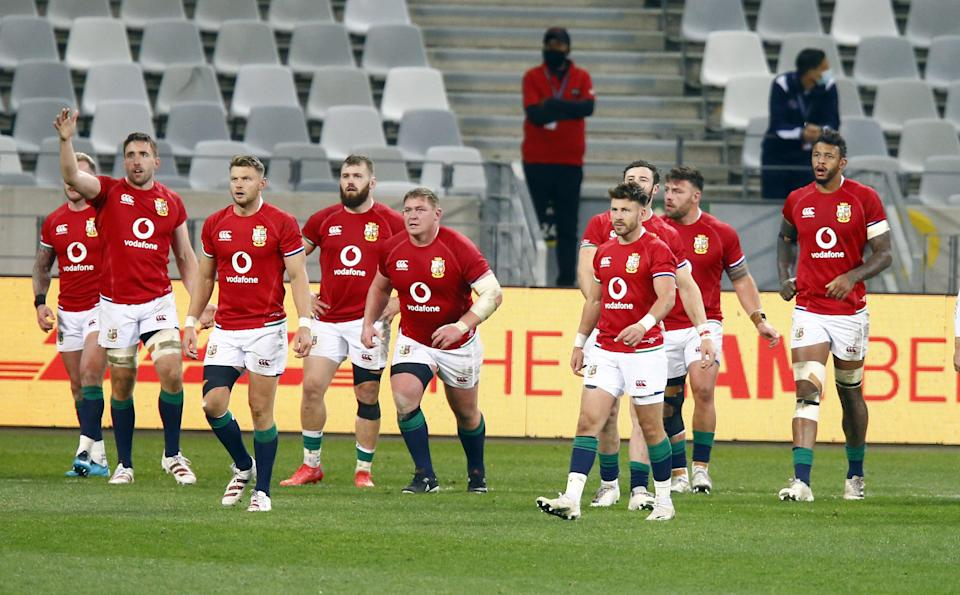 The Lions won the series opener against South Africa (Steve Haag/PA) (PA Wire)