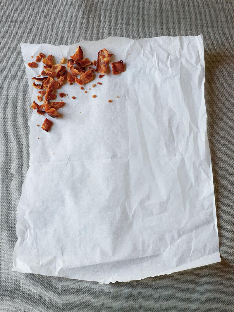 9 New Ideas for Crumbled Bacon