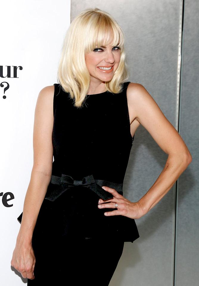 Actress Anna Faris turns 35 on November 29.