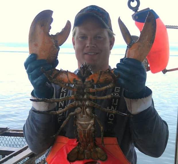 Charlie McGeoghegan, chair of the P.E.I. Lobster Marketing Board, says the industry is 'quite happy with the way things went' this season in comparison to last year. (Elizabeth Casoni/Facebook - image credit)