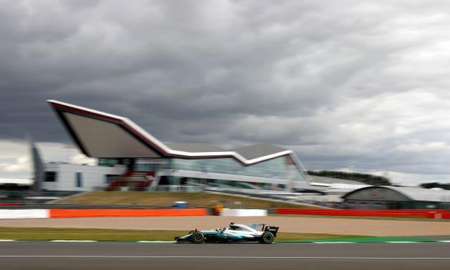 Silverstone is preparing for a full house