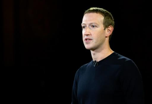 """Facebook founder Mark Zuckerberg has held firm to a hands-off policy on political misinformation, saying """"the best way to hold politicians accountable is through voting."""""""