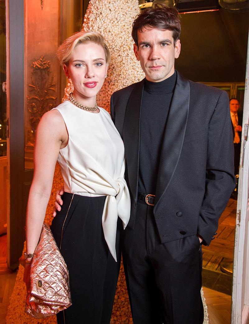 France Vs America Inside Scarlett Johansson And Ex Romain Dauriac S Custody Battle Over Their 2 Year Old Daughter