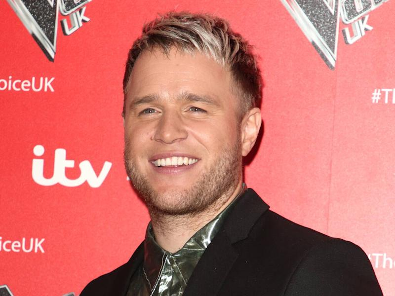 Olly Murs breaks down after twin The Voice U.K. contestants remind him of brother