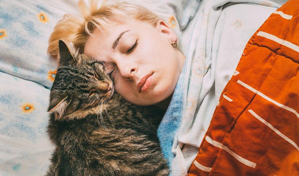 """<span class=""""caption"""">COVID-19 lockdown periods opened a unique window for observing teen sleep patterns. </span> <span class=""""attribution""""><span class=""""source"""">(Shutterstock)</span></span>"""