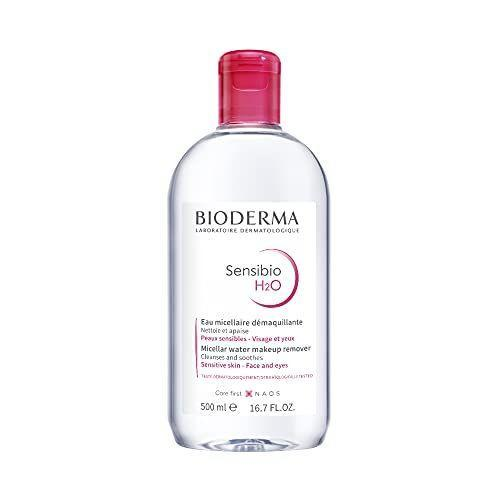 """<p><strong>Bioderma</strong></p><p>amazon.com</p><p><strong>$14.99</strong></p><p><a href=""""https://www.amazon.com/dp/B002XZLAWM?tag=syn-yahoo-20&ascsubtag=%5Bartid%7C10063.g.37340306%5Bsrc%7Cyahoo-us"""" rel=""""nofollow noopener"""" target=""""_blank"""" data-ylk=""""slk:Shop Now"""" class=""""link rapid-noclick-resp"""">Shop Now</a></p><p>Apply this to your face using a cotton pad and instantly get rid of makeup. It will leave your skin feeling refreshed and goes gentle on sensitive skin. </p>"""