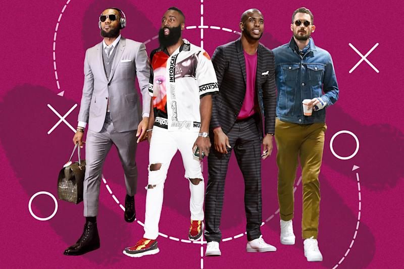 4eeb2d47ec90 The 2018 NBA Style Showdown: Vote Now for the League's Best-Dressed Player  in the Semifinals