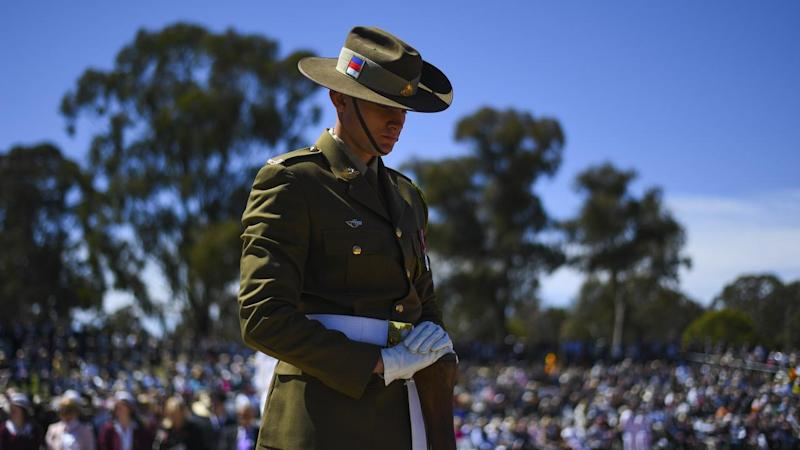 At the 11th hour, on the 11th day of the 11th month, Australians remembered the nation's fallen