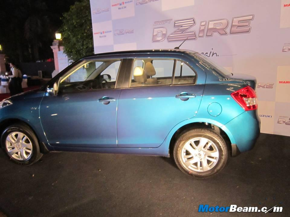 The Maruti Suzuki DZire has maintained its third position for quite some time now. It sold 17707 units, which is a 2200 units improvement from April.