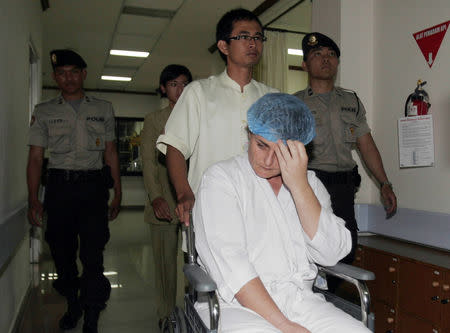 First of 'Bali Nine' drug mules to return to Australia