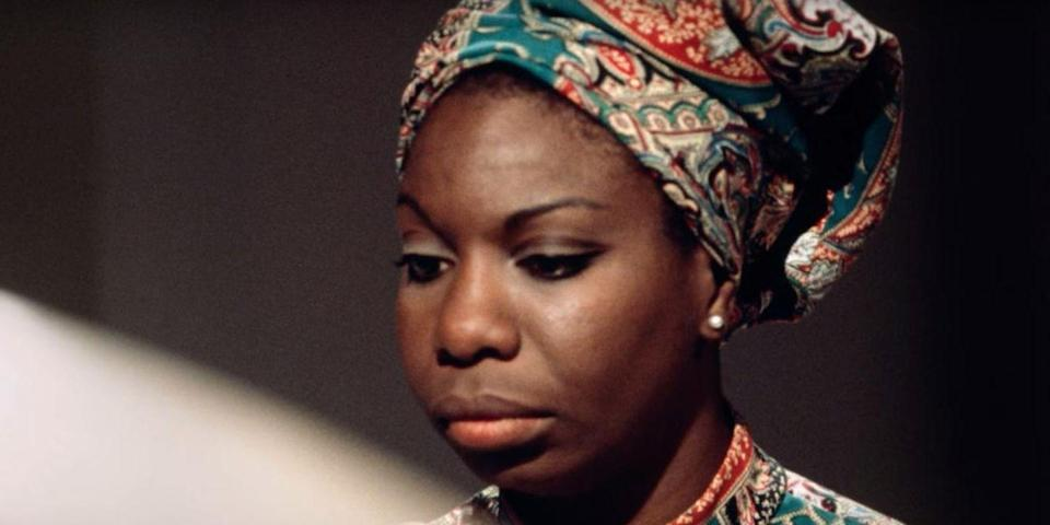 "<p>This film examines the career of Nina Simone, the acclaimed singer, songwriter, and activist whose tumultuous life influenced her fierce and dynamic artistry—but, at times, proved too intense for Simone herself.</p><p><a class=""link rapid-noclick-resp"" href=""https://www.netflix.com/watch/70308063?trackId=13752289&tctx=0%2C0%2Cef44d78d-4fbd-4f59-a650-0bf1c4c2a65a-166389%2C%2C"" rel=""nofollow noopener"" target=""_blank"" data-ylk=""slk:Watch Now"">Watch Now</a></p>"