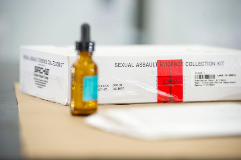 Texas Wants to Crowdsource Funding for Untested Rape Kits