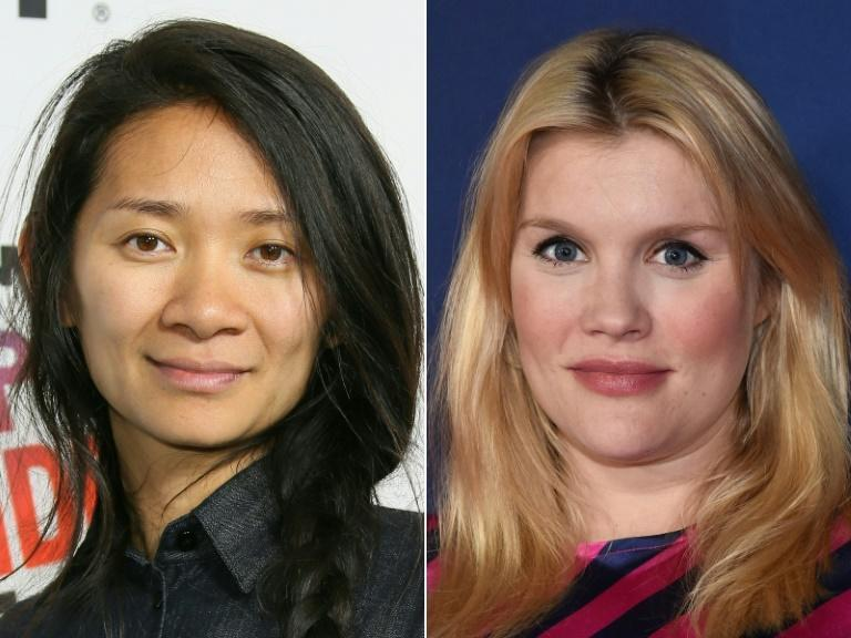 "For the first time, two women are vying for the best director Oscar in the same year -- Chloe Zhao (""Nomadland"") and Emerald Fennell (""Promising Young Woman"")"