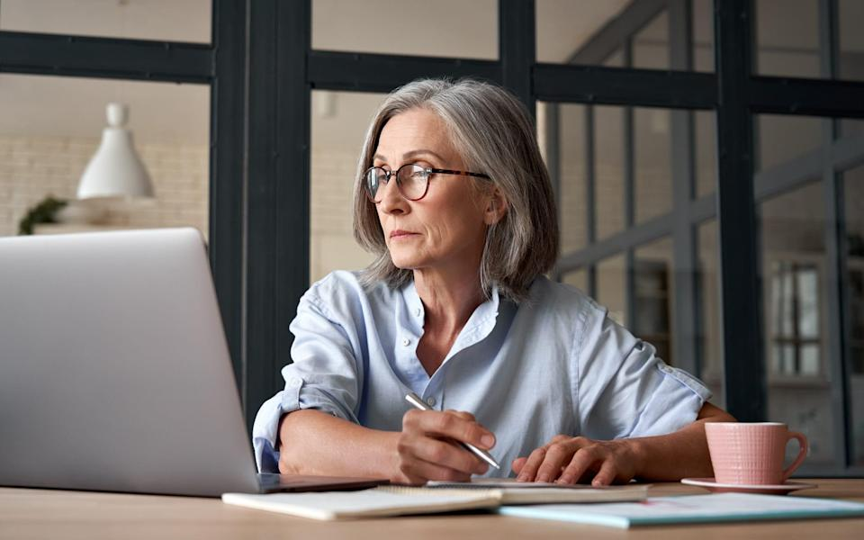 Early retirement brings plenty of obvious benefits, but your brain might thank you for remaining in work for longer - iStockphoto