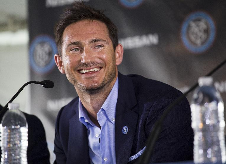 Frank Lampard joins New York City FC of MLS