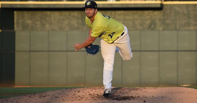 The 11 best Mets minor league pitchers I saw this year: 4, Thomas Szapucki