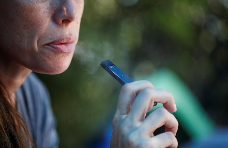 E-cigarette use among United States youth becomes an 'epidemic'