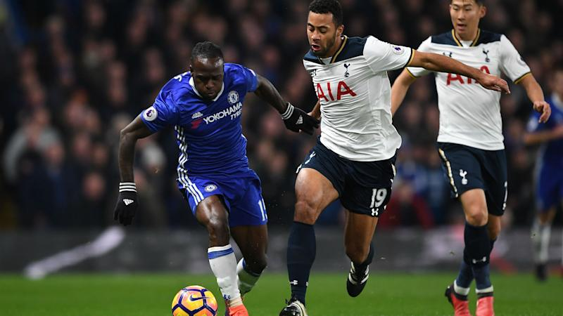 'That's a disgusting dive!' – Twitter blasts Victor Moses
