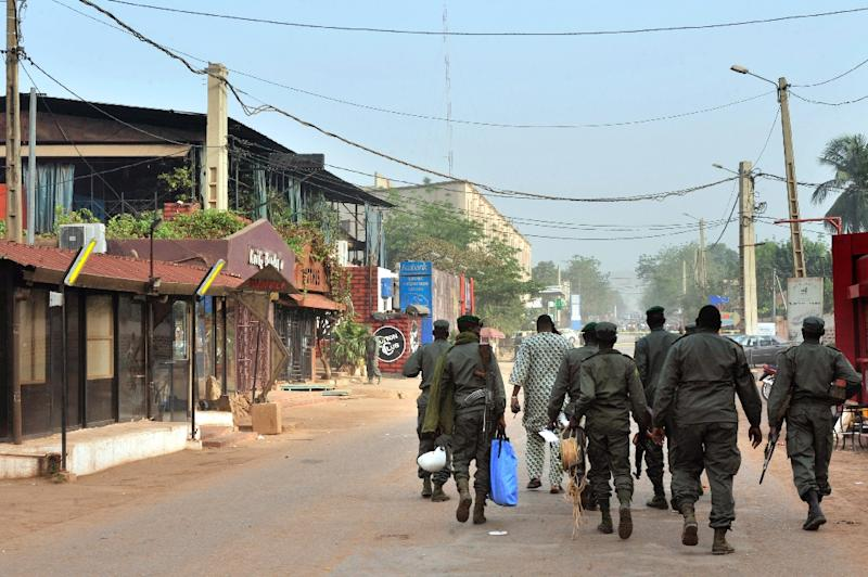 Mali announced on March 31, 2016 that special forces had arrested suspected jihadist leader Souleymane Keita