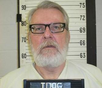 Stephen West was executed by electric chair in Tennessee (Picture: Reuters)
