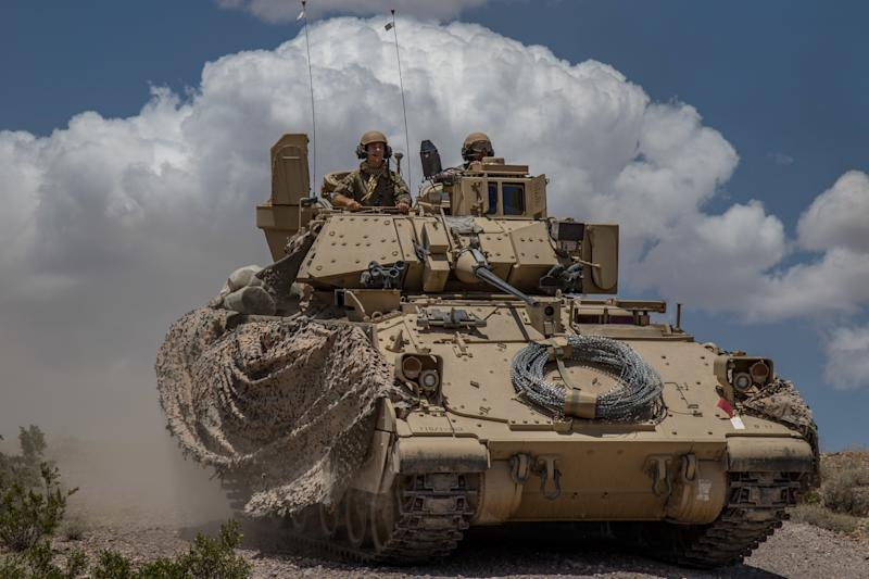 Congress injects millions of dollars to advance next-gen combat vehicle technology