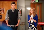 """<p>We're sorry to tell you this, but William McKinley High School isn't real. The series was <a href=""""https://www.businessinsider.com/paramount-studios-tour-photos-2014-1?r=US&IR=T#we-even-spotted-glee-star-lea-michele-on-our-tour-15"""" rel=""""nofollow noopener"""" target=""""_blank"""" data-ylk=""""slk:shot on a lot at Paramount Studios"""" class=""""link rapid-noclick-resp"""">shot on a lot at Paramount Studios</a>.</p>"""