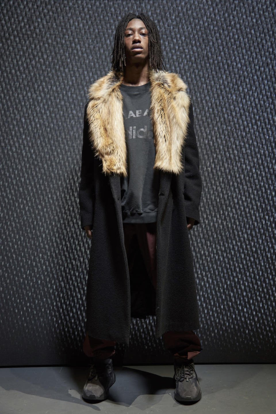 <p>The natural hair community was well represented at Yeezy. (Photo: Yeezy) </p>