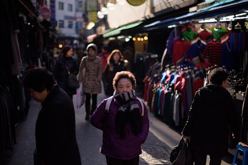 South Korea enjoyed record exports last year, despite slow economic growth in key market China and a sluggish recovery in Europe