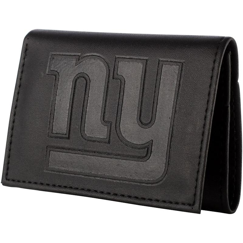 New York Giants Tri-Fold Wallet