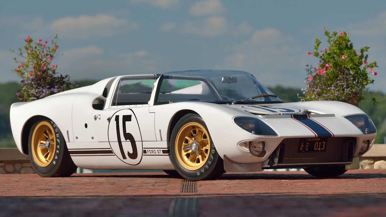 """<p>Over the decades, <a href=""""https://uk.motor1.com/tag/monterey-car-week/?utm_campaign=yahoo-feed"""">Monterey Car Week</a> has grown in size and significance. While there are many events at the gathering, the auctions are some of the most compelling and exciting. For 2019 we are taking a closer look at six of the largest auctions and highlighting the top three vehicles from each. Considering the amazing lots included in each one, it's no easy task to choose the very best.</p><br>"""