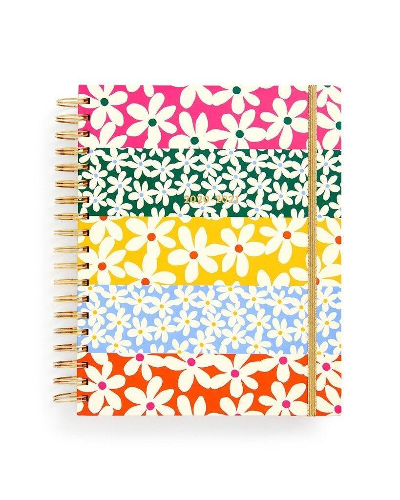 """<h3><a href=""""https://www.bando.com/collections/sale/products/large-17-month-academic-planner-daisies"""" rel=""""nofollow noopener"""" target=""""_blank"""" data-ylk=""""slk:ban.do Large 17-Month Academic Daises Planner"""" class=""""link rapid-noclick-resp"""">ban.do Large 17-Month Academic Daises Planner</a></h3><br><strong>Deal: Extra 30% off all sale items with code NEWYEAR</strong><br><br>If you need the motivation to get organized, how about one of <a href=""""https://www.bando.com/collections/planners"""" rel=""""nofollow noopener"""" target=""""_blank"""" data-ylk=""""slk:ban.do's bestselling planners"""" class=""""link rapid-noclick-resp"""">ban.do's bestselling planners</a>? Its super-large academic style is packed from cover to cover with 17-months worth of organizational themes strategizing everything from focus to mindfulness, empathy, intention-setting, reflections, and much more. <br><br><strong>ban.do</strong> LARGE 17-MONTH ACADEMIC PLANNER - DAISIES, $, available at <a href=""""https://go.skimresources.com/?id=30283X879131&url=https%3A%2F%2Ffave.co%2F3aWjNN8"""" rel=""""nofollow noopener"""" target=""""_blank"""" data-ylk=""""slk:ban.do"""" class=""""link rapid-noclick-resp"""">ban.do</a>"""