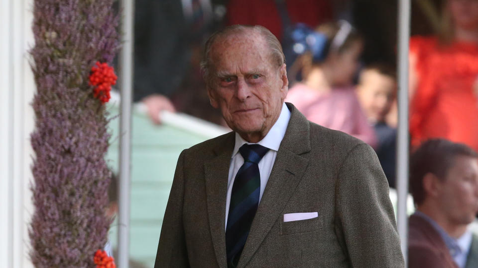 Prince Philip, Duke of Edinburgh, passed away this week at the age of 99. (Photo by Andrew Milligan/PA Images via Getty Images)