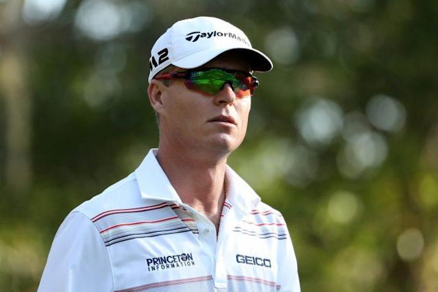 "<a class=""link rapid-noclick-resp"" href=""/pga/players/1706/"" data-ylk=""slk:John Senden"">John Senden</a> is taking a leave of absence from the PGA Tour. (Getty Images)"
