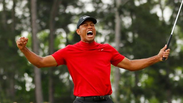 Tiger Woods' Masters triumph provoked an emotional response from Rafael Nadal, who himself battled back from injury to prosper once more.