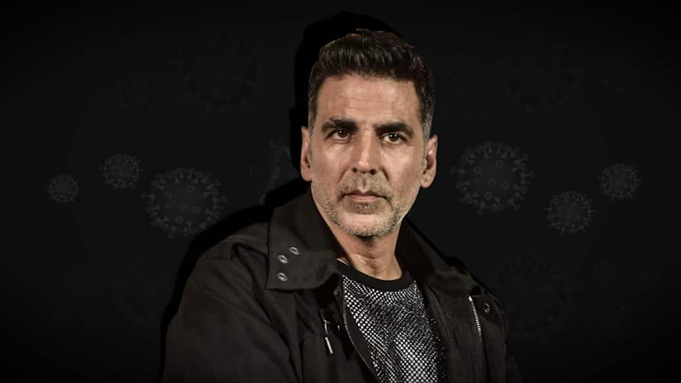 A day after testing COVID-19 positive, Akshay Kumar gets hospitalized