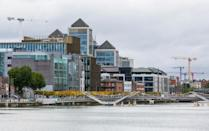 Digital accounts for 13 percent of Ireland's GDP and employs 210,000 people (AFP/PAUL FAITH)