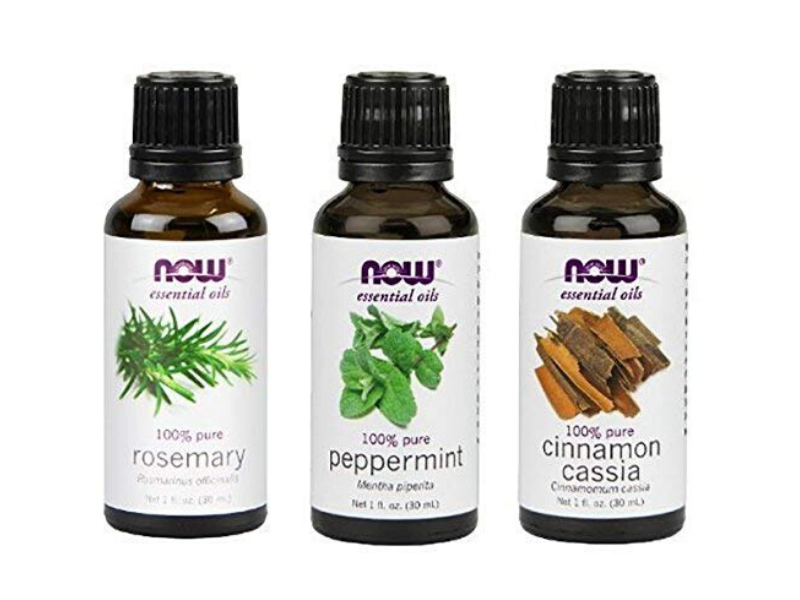 NOW Essential Oils Citrus Blend (Rosemary, Cinnamon Cassia and Peppermint) (Photo: Amazon)