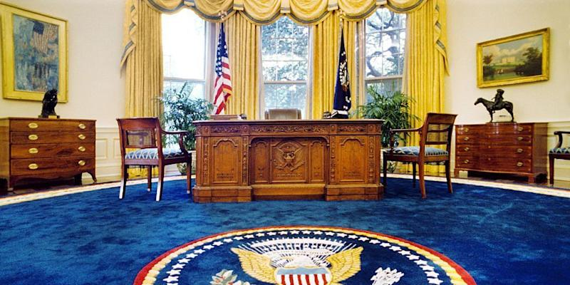 weird mother's day gifts the office of the presidency the oval office empty