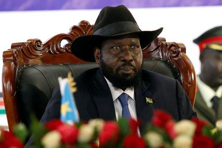 South Sudan president announces unilateral ceasefire, prisoner release