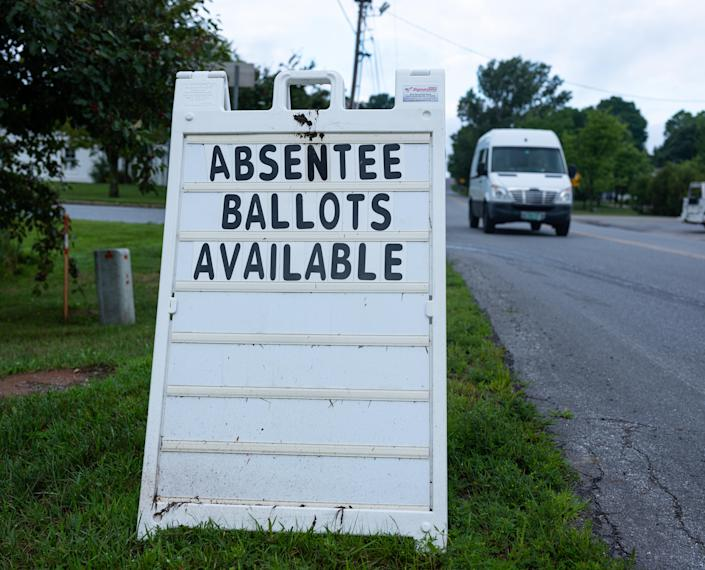 Absentee Ballots In Vermont