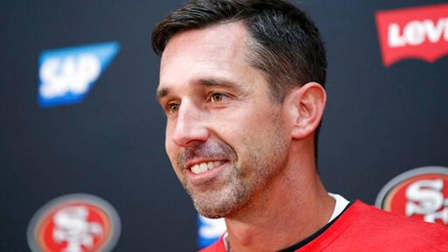 Kyle Shanahan honors dad Mike after 49ers beat Redskins
